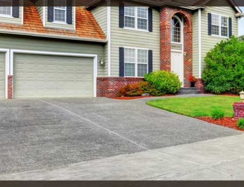 How Concrete Contractors Get Driveways Ready for Spring