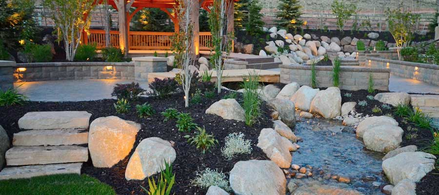 Hardscapes & Hardscape Design & Installation